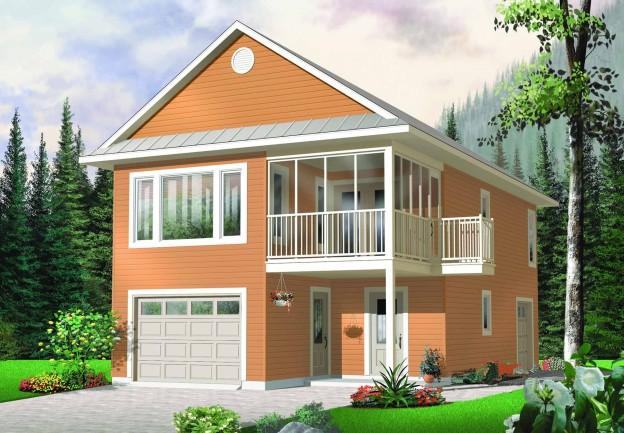 Prefabricated building (3)